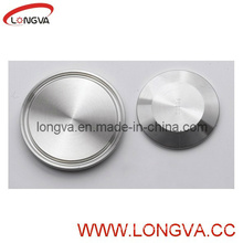 Bpe Stainless Steel Clamped Solid End Cap