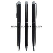 Ensemble de stylo à bille en métal avec boîte à stylo (LT-D016)
