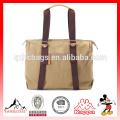 Bolso de hombro vendedor caliente de la mochila de la comodidad del bolso de mensajero de la lona (ES-Z284)