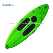 Sup Junta Playa Cool Surf Junta Sandwich Struction Stand up Paddle Junta con color puro