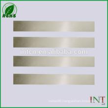 thermostat materials silver copper trimetal composite strip