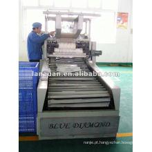 máquina de rebobinamento da folha de alumínio