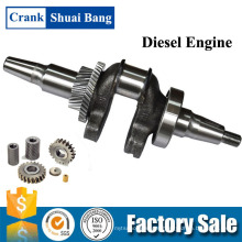 Shuaibang High End Oem Manufacturer Generator Parts Crankshaft And Functions