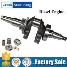 O gerador do fabricante de Oem da parte alta de Shuaibang parte o eixo de manivela e as funções