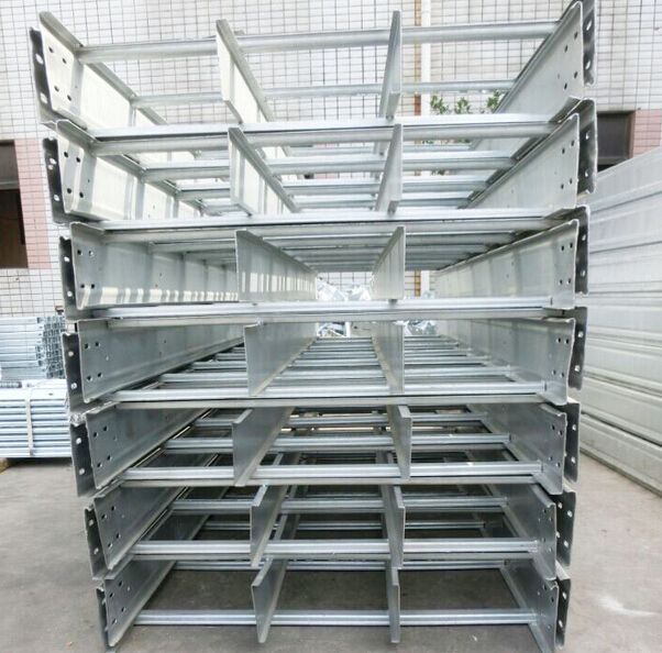 Galvanized cable ladder