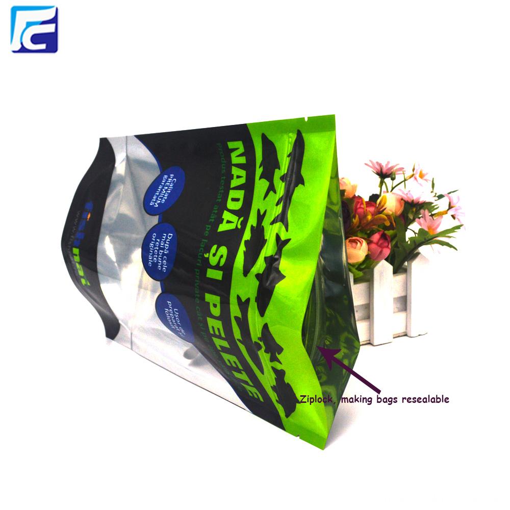 Aluminum Foil Stand Up Pouch