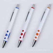 Прям хороший дизайн пластиковая Шариковая ручка Логоса для Промотирования кл-6008