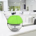 Mini bureau revitalisant à base d'eau en couleur blanche