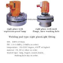 Iluminação para Visor Glasses-Sight Flow Indicators- Light Fittings