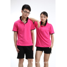 100% Original for Short Sleeved T Shirts Double collar POLO shirt export to Italy Factories