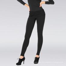 Straight Lines Design Frauen Leggings