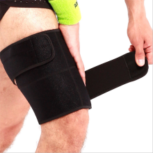Z-Type Design Thigh Brace Support