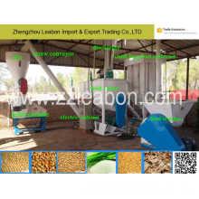 Ligne de fabrication de granule d'alimentation pour l'animal de compagnie ou le bétail utilisé dans le moulin de granulateur de ferme