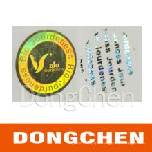 Custom Logo Brand Drug Label Sticker