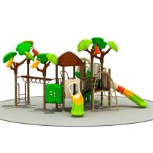 Neue Design Vorschule Große Plastik Kinder Outdoor Spielplatz Ausrüstung
