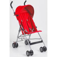 2015 carrinho simples do verão / carrinho de bebê com o carrinho de bebê redondo do dossel