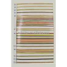 todo tipo de cordón elástico, ampliamente utilizado en textiles, prendas de vestir, guantes y mascarillas