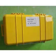 Caja de lanzamiento OTDR de fibra óptica multimodo 50/125 Om2