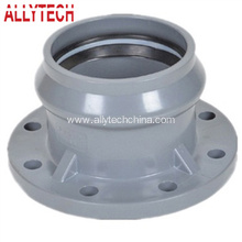 PE Socket Pipe Fittings for Gas Supply