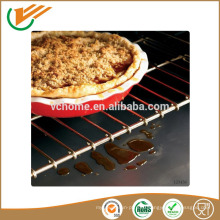 Многоразовый оптовый силиконовый противень для выпечки антипригарный кремний для выпечки коврик ptfe противень для выпечки