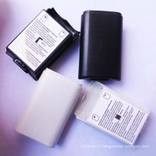 AA Batterie Couverture Arrière Pack Cas de Remplacement de la Pile Cas de la Batterie de la Gamepad pour Contrôleur Sans Fil XBOX360
