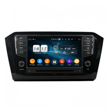 Android Auto Stereo Bluetooth-Player für Passat 2015