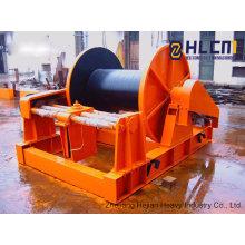 Лебедка с SGS (HLCM-27) Jm-19