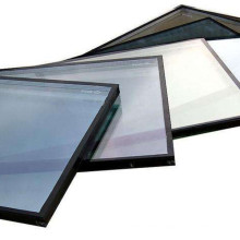 China Hot sale double tempered glass or insulated glass pane
