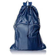 Grand sac de plage ajustable en filet