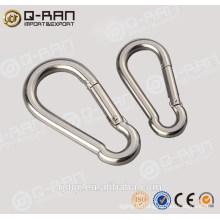 Sicherheit Mild Stahl standartisierten Typ Karabinerhaken