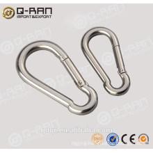Safety Mild Steel Standerd Type Carabiner Hook