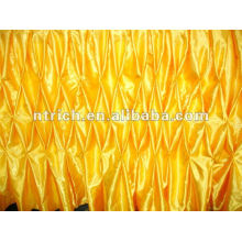 Fascinating!!! 2012 elegant table linen/table skirt,honeycomb style,fashion design