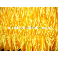 Fascinante!!! toalhas de mesa/mesa elegante saia de 2012, estilo favo de mel, design de moda