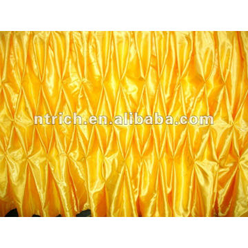 Fascinating!!! 2012 elegant table linen/table skirt,honeycomb style,fashion design