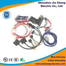 Straight Jack Right Angle Plug Connector for Industrial Equipment
