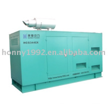 50Hz Power Engine Soundproof Diesel Generators 250kW 312.5kVA