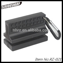 black mini knife sharpener