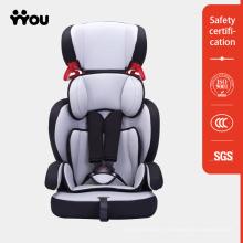 Assentos de carro mais seguros