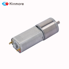 Small battery powered mini electric gear motor for sale