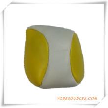 Bola de brinquedo de PVC com interior de PP para promoção Ty02003