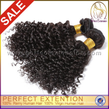 Natural Color Malaysian Sexy Wave Virgin Afro Kinky Curly Human Hair