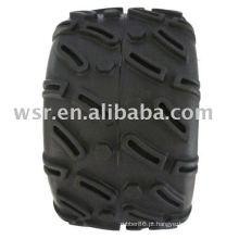 Corridas de carro de brinquedo de borracha pneus-A098