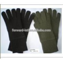 moda invierno más cálido tejidos útiles guantes de pareja