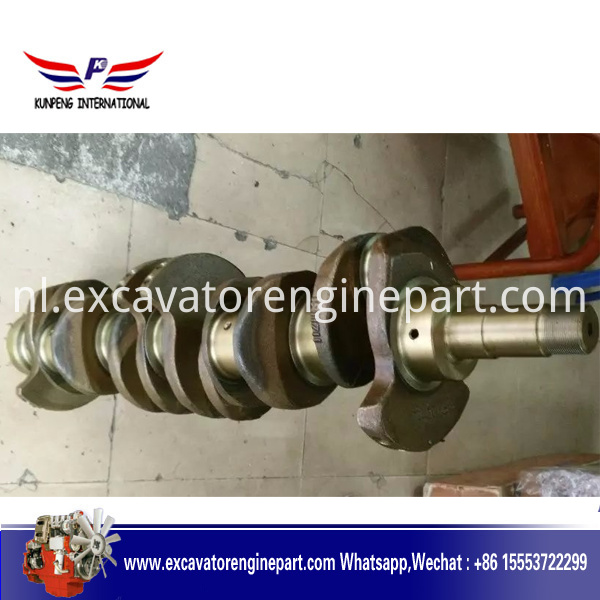 Use For Perkins 4.248 Crankshaft ZZ90082