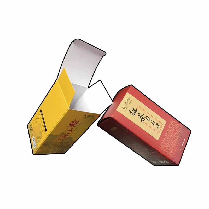 The Type Of Tea Packaging Box