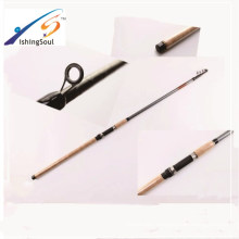 TSR068 High quality cheap fishing rod blanks fiberglass telescopic pole