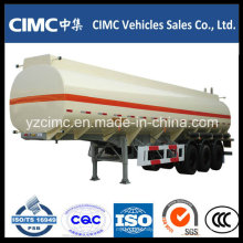 60000L Combustible Semirremolque Cisterna