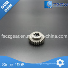 High Precision Customized Transmission Gear Shift Gear for Various Machinery