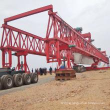 concrete 200t bridge erection launcher crane