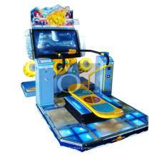 Máquina de jogo do resgate, máquina do resgate (esqui quente super)
